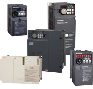 Mitsubishi Variable Frequency Drives