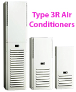 Rittal Type 3R air conditioners